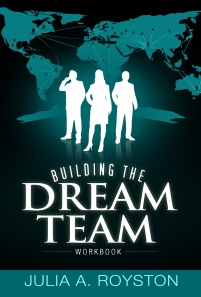 Workbook Cover 2 Front Building the Dream Team