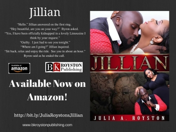 Jillian New Release Ad
